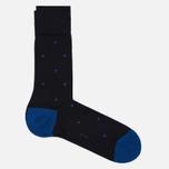 Falke Dot Short Men's socks Black Mix photo- 0
