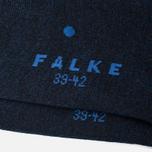 Falke Dot Short Men's socks Black Mix photo- 2