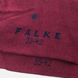Мужские носки Falke Dot Short Garnet фото- 2