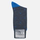 Мужские носки Falke Dot Short Grey фото- 0
