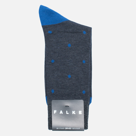 Falke Dot Short Men's socks Grey