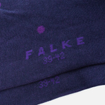 Мужские носки Falke Dot Short Tanzanite фото- 2