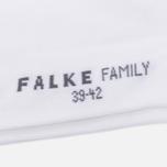 Мужские носки Falke Family Sneaker White фото- 2