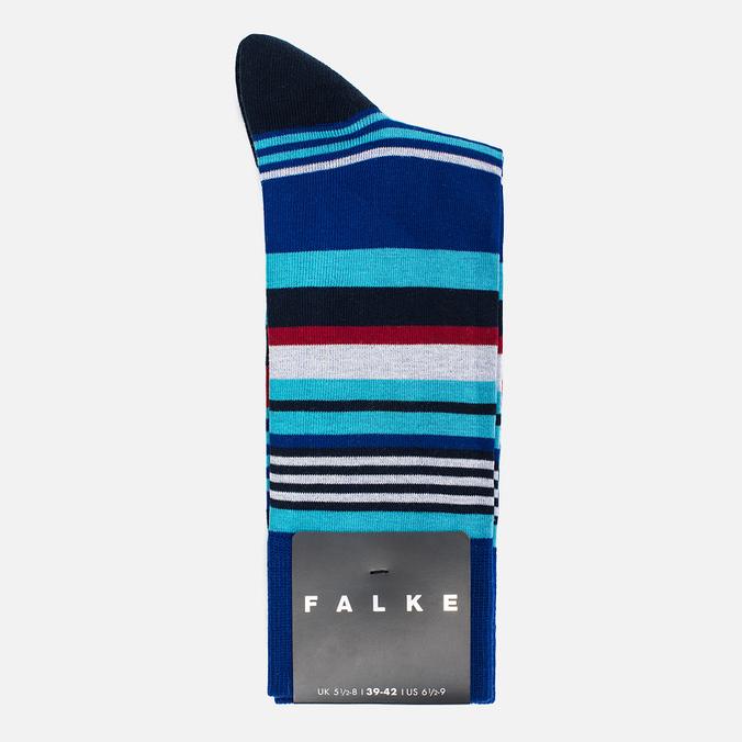 Falke Multistripe SO Socks Navy