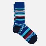 Falke Multistripe SO Socks Navy photo- 1
