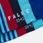 Falke Multistripe SO Socks Navy photo- 2