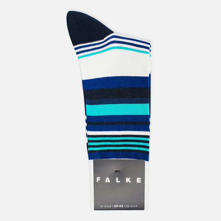 Falke Multistripe SO Socks White