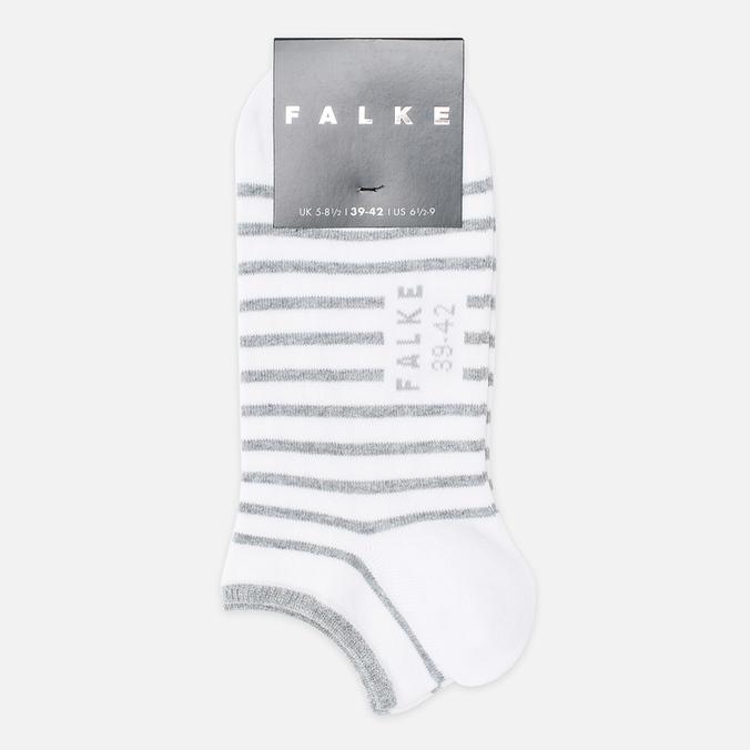 Мужские носки Falke Nautical Stripe White