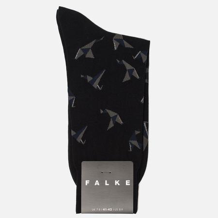 Носки Falke Paper Crane Black