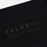 Falke Sensitive Malaga Men's Socks Black photo- 1
