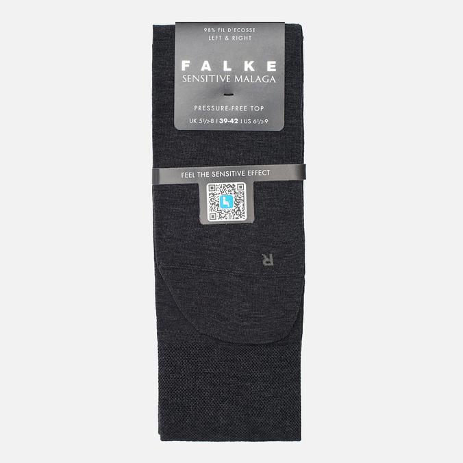 Falke Sensitive Malaga Men's Socks Anthracite