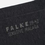 Мужские носки Falke Sensitive Malaga Anthracite фото- 1
