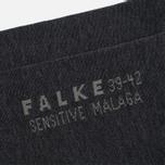 Falke Sensitive Malaga Men's Socks Anthracite photo- 1
