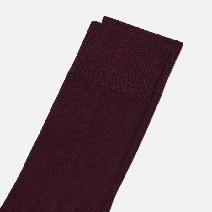 Falke Sensitive Malaga Men's Socks Vinous