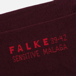 Falke Sensitive Malaga Men's Socks Vinous photo- 1