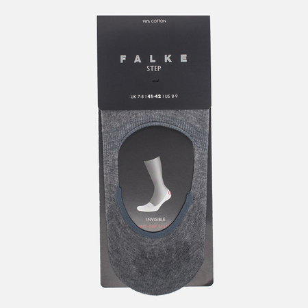 Мужские носки Falke Step Invisible Grey
