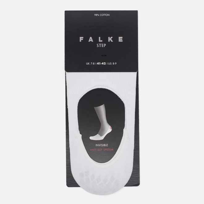 Носки Falke Step Invisible White