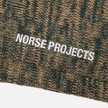 Носки Norse Projects Bjarki Blend Cotton Quartz Green фото- 2