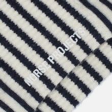 Носки Norse Projects Bjarki Wool Stripe Ecru фото- 2