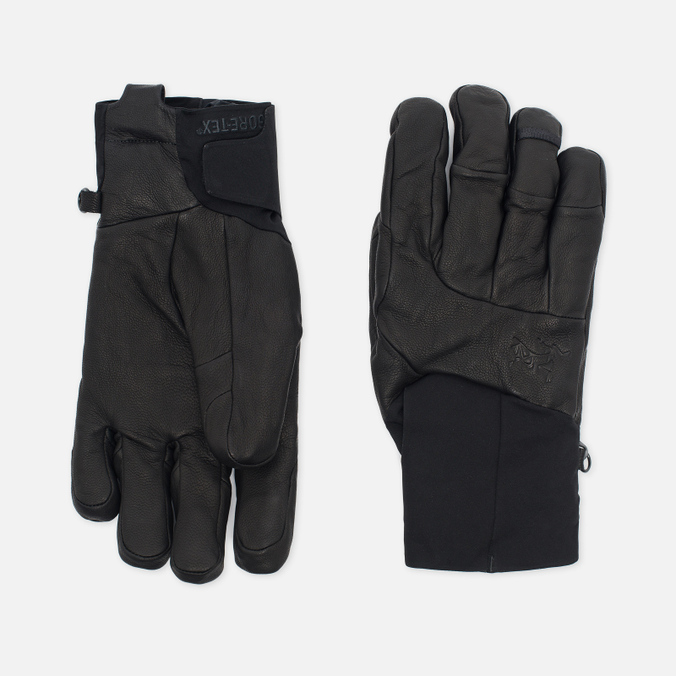 Мужские перчатки Arcteryx Agilis Black