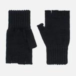 Мужские перчатки Barbour Fingerless Black фото- 0