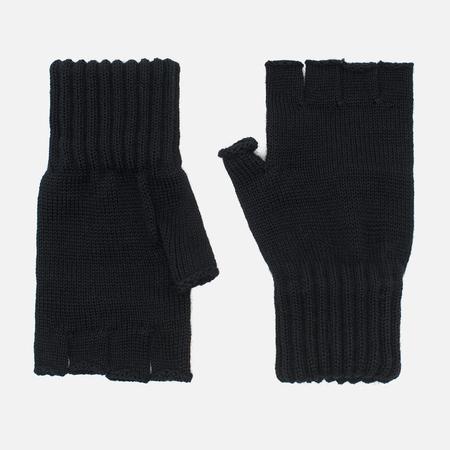 Мужские перчатки Barbour Fingerless Black