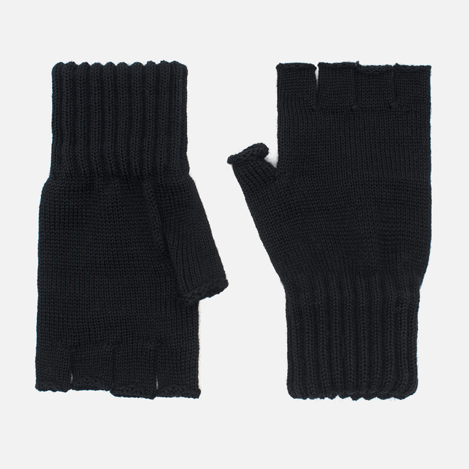 Перчатки Barbour Fingerless Black