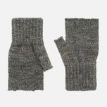Мужские перчатки Barbour Fingerless Green фото- 0