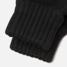 Перчатки Barbour Lambswool Black фото- 1