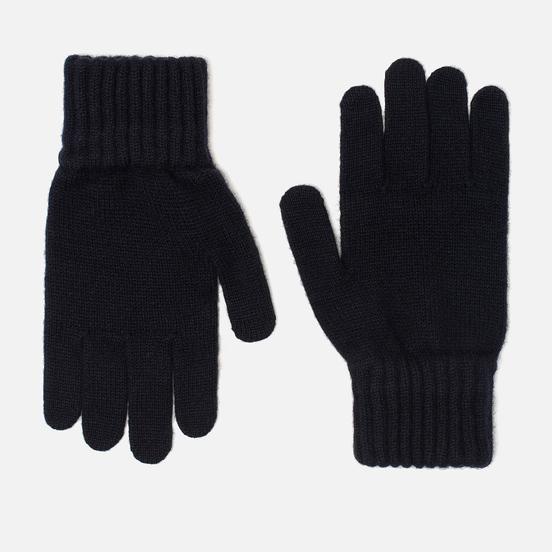 Перчатки Barbour Lambswool Navy