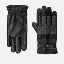 Перчатки Barbour Newbrough Black/Grey фото- 0
