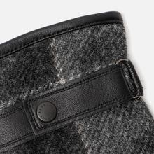 Перчатки Barbour Newbrough Black/Grey фото- 1