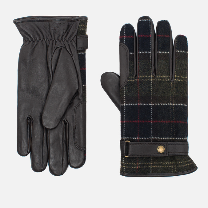 Barbour Newbrough Men's gloves Tartan Classic
