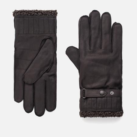 Мужские перчатки Barbour Tindale Leather Brown