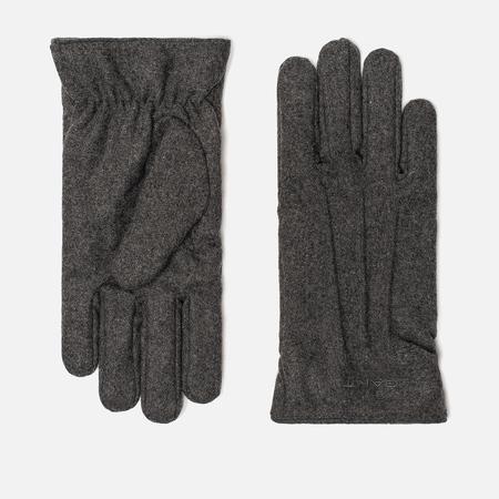 Мужские перчатки Gant Melton Antracit Melange