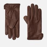 Мужские перчатки Hestra Andrew Chocolate фото- 0