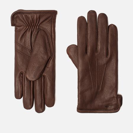 Мужские перчатки Hestra Andrew Chocolate