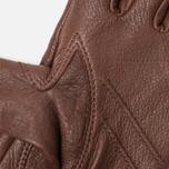 Мужские перчатки Hestra Andrew Chocolate фото- 3