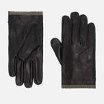 Мужские перчатки Hestra Daniel Dark Brown фото- 0