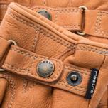 Мужские перчатки Hestra Deerskin Lambsfur Lined Tan фото- 1