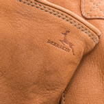 Мужские перчатки Hestra Deerskin Lambsfur Lined Tan фото- 2