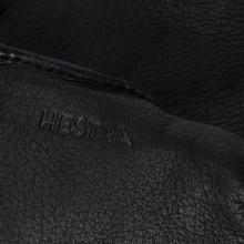 Мужские перчатки Hestra Deerskin Primaloft Ribbed Black фото- 1