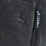 Мужские перчатки Hestra Deerskin Silk Lined Black фото- 1