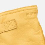 Мужские перчатки Hestra Deerskin Wool Terry Natural Yellow фото- 1