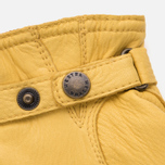 Мужские перчатки Hestra Deerskin Wool Terry Natural Yellow фото- 2