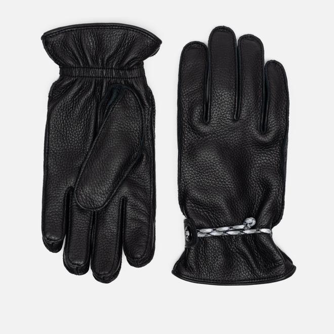 Мужские перчатки Hestra Granvik Black/Black