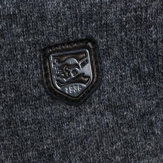 Мужские перчатки Hestra Hairsheep Wool Tricot Black