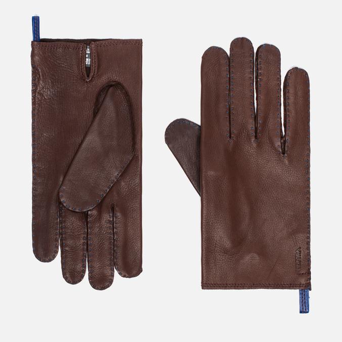 Мужские перчатки Hestra Jacob Chestnut