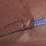 Мужские перчатки Hestra Jacob Chestnut фото- 2