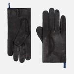 Мужские перчатки Hestra Jacob Dark Brown фото- 0